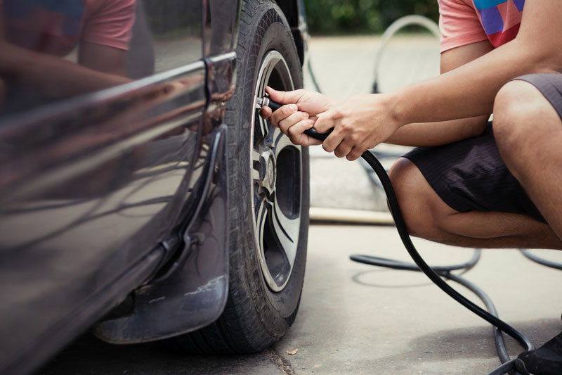Teen Tire Safety Tips: What Your Child Needs to Know